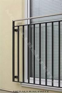 Franzsischer Balkon 56 03 Schlosserei Metallbau Fritz