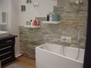 Parement Salle De Bain : salle de bain intemporelle 6 photos bour ~ Dailycaller-alerts.com Idées de Décoration