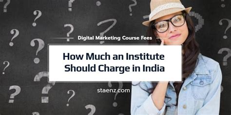 digital marketing course fees digital marketing course fees how much an institute