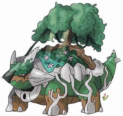 Mega Evolution Torterra Pokemon Sinnoh Starters Infernape