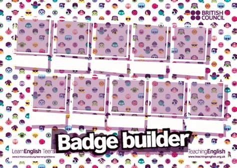 badge builders  teens novedad