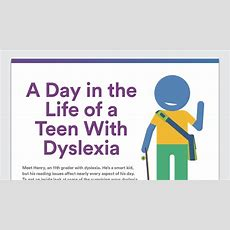 A Day In The Life Of A Teen With Dyslexia