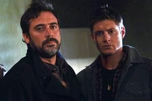 Supernatural ReunionL: Jensen Ackles and Jeffrey Dean ...