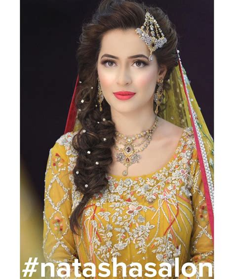 bridal hairstyle pictures mehndi shaadi walima fade haircut