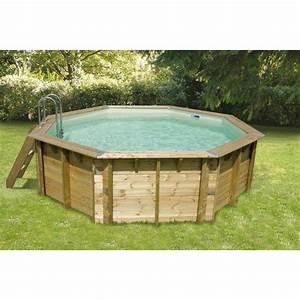 Liner Piscine Octogonale : ubbink piscine bois ocea octogonale piscine shop ~ Melissatoandfro.com Idées de Décoration