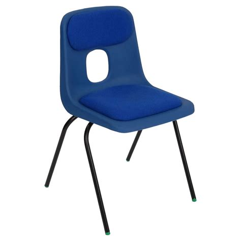 e series school chair seat back pad