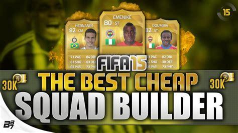 The Best Cheap Team On Fifa! (30k)  Fifa 15 Ultimate Team