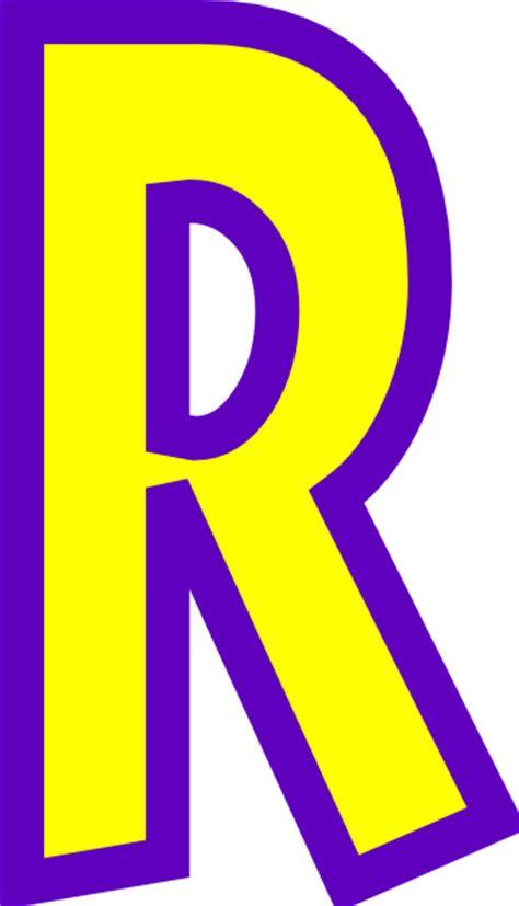 Letter R Clip Art  Clipart Best