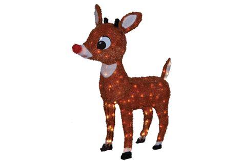 light  reindeer outdoor decoration christmas prep