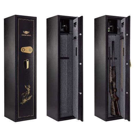 coffre pour armes de chasse coffre fort pour 7 armes de chasse et tir buffalo river