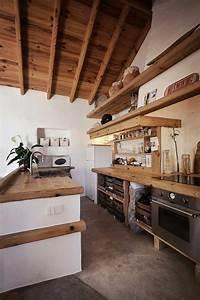 Deco pierre et bois en un choix d39images magnifiques for Cuisine pierre et bois
