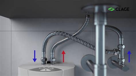 mcx calentador electrico instantaneo mini  lavabo