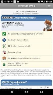 Carfax For Dealers  Android Apps On Google Play