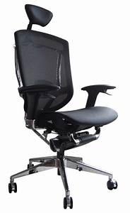 Ergonomic Computer Chair Features  Ergonomic