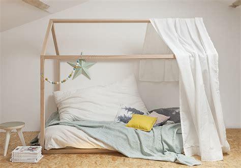 cabane de chambre craquez pour un lit cabane dans la chambre d 39 enfant
