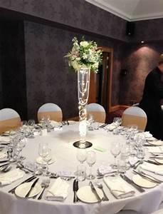Tall, Wedding, Centrepiece