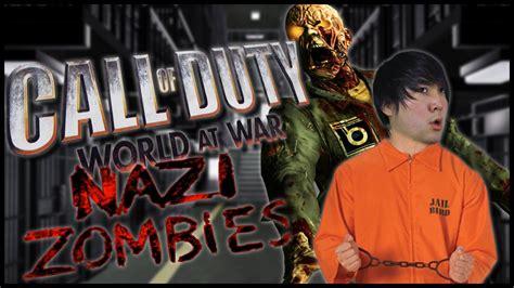 Zombie Prison Massacre!!