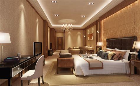 hotel room  model huge bedroom cgtrader