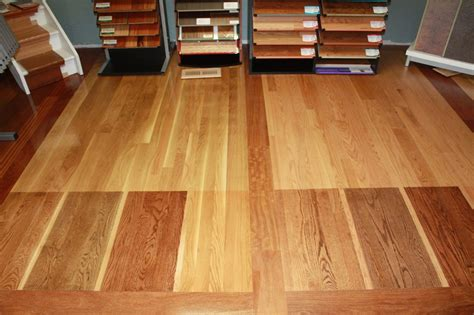 Hardwood Floor Stain Colors For Red Oak Ideas