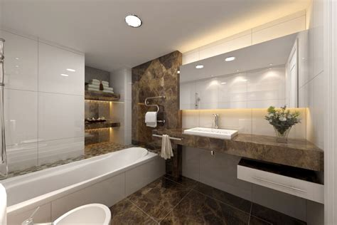 Bathroom : Unbelievable Modern Bathroom Interior Designs