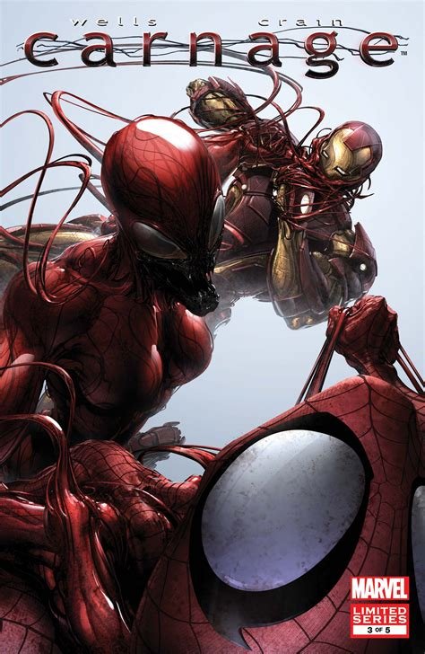 Carnage #3 (April, 2011) | Amazing spiderman, Marvel ...