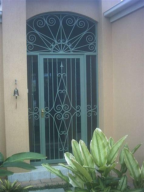 wrought iron security doors screens creative iron