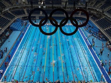 Rio 2016 Olympic Swimmers Required To Be Watched Over By