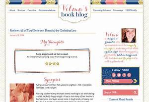Book Blog Design