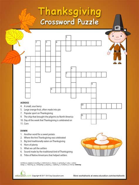 thanksgiving puzzle worksheets free printables worksheet