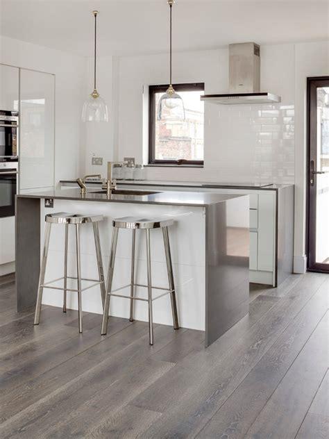 stunning grey kitchen floor design ideas