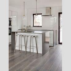 15 Stunning Grey Kitchen Floor Design Ideas  Style Motivation