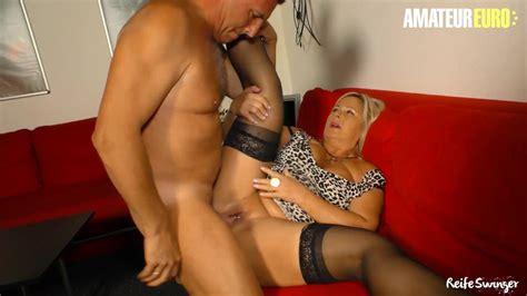 Reife Swinger Big Tits German Bbw Hard Sex In Stockings