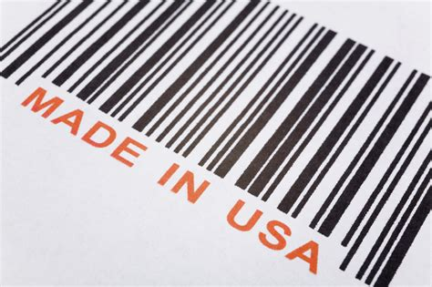 things made in america poll americans prefer low prices to items quot made in the usa quot cbs news