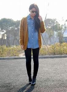 25+ best ideas about Mustard cardigan on Pinterest | Mustard cardigan outfit Mustard yellow ...
