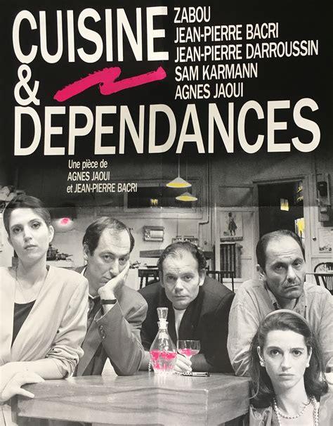 cuisine et d 233 pendances th 233 226 tre montparnasse