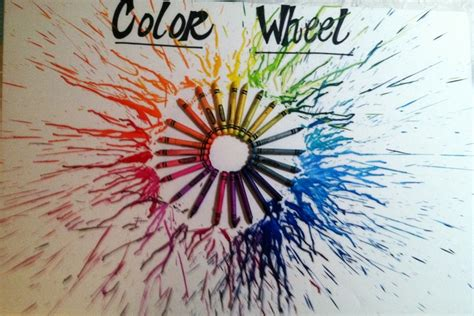 cosmetology color wheel color wheel for cosmetology school school projects