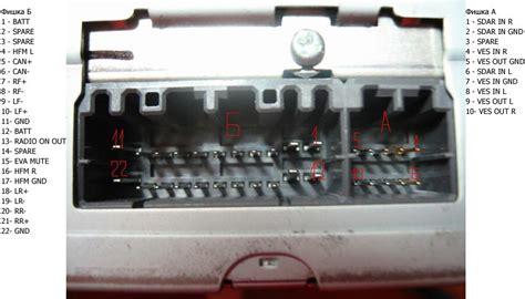 chrysler car radio stereo audio wiring diagram autoradio connector wire installation schematic