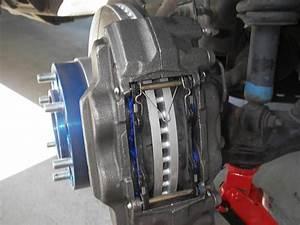 Tundra Brake Upgrade Rattle Fix