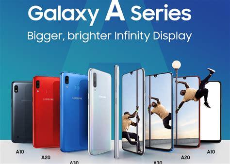 samsung s new galaxy a series hits ghanaian market