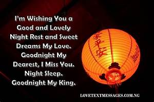 100 Romantic Good Night Love Quotes for Him or Her - Love ...