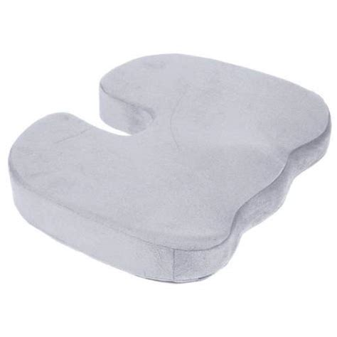 orthopedic seat cushion for chair orthopedic memory foam seat cushion for lower back