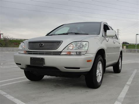 03 Lexus Rx300 by 2001 Rx300 Silversport 99 03 Lexus Rx300 Lexus