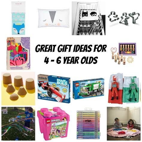 gift ideas for under 4 year old great gift ideas for 4 6 year olds giftgrapevine au
