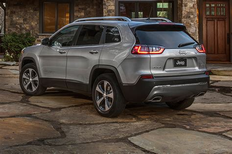 2019 Jeep Cherokee First Drive The Antirav4 Motor