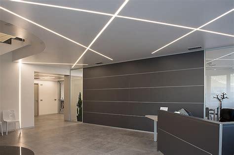eclairage led bureau profilé led encastrable éclairage de pointe et atmosphère