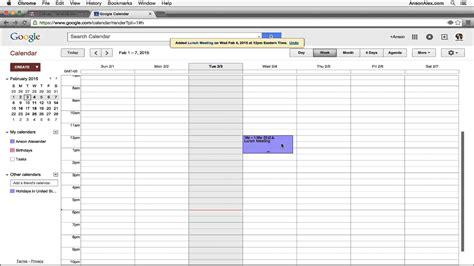 google drive calendar calendar tutorial 2015 start