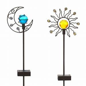 buy solar powered garden lights from bed bath beyond With outdoor patio lights bed bath and beyond
