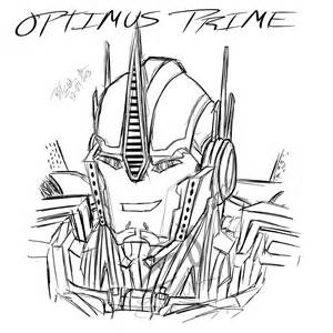 optimus prime face coloring pages - Optimus Prime Face Coloring Pages