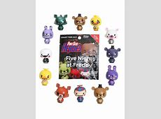 Five Nights at Freddy's Pint Size Heroes HT US Exclusive