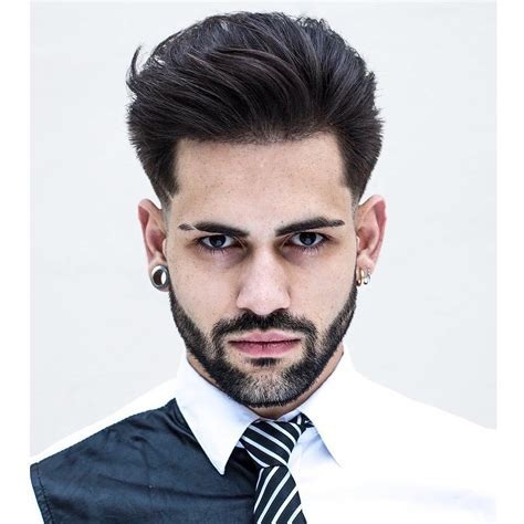 Mens Hairstyles 2017 Fat Face   HairStyles